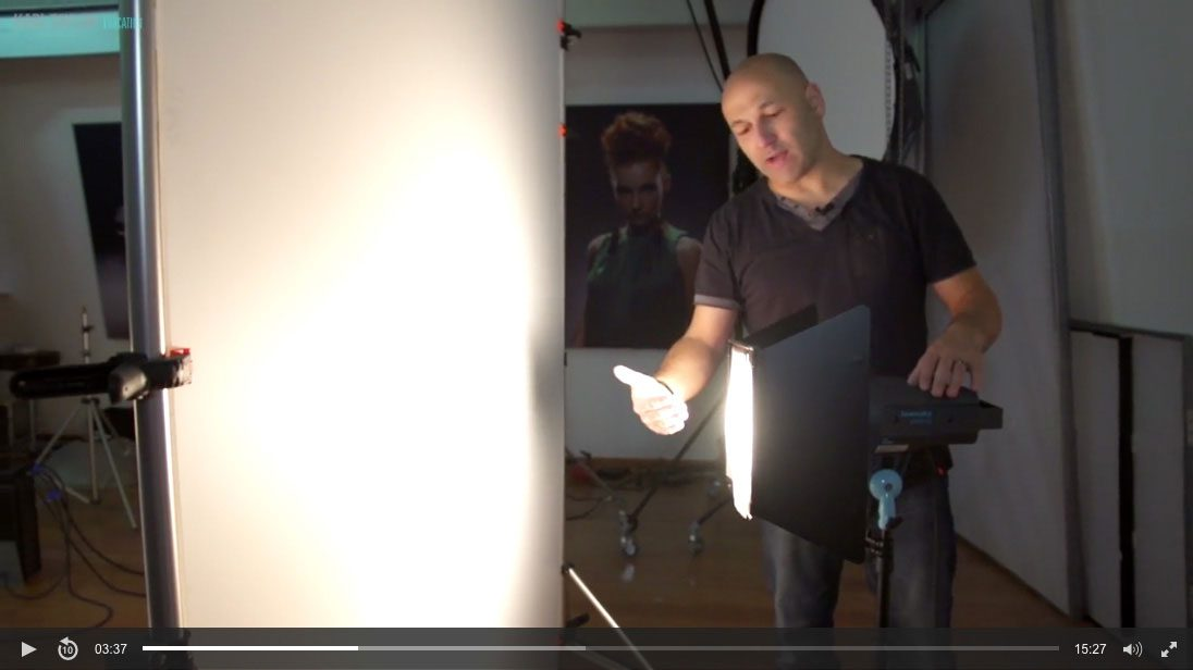 02. Explanation of lighting & equipment