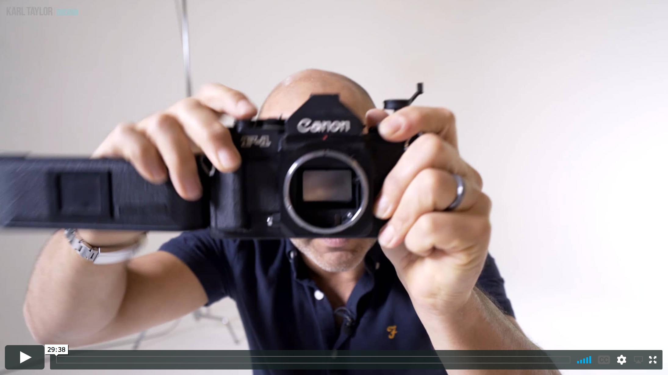 05. The relationship of shutter speeds and apertures to flash