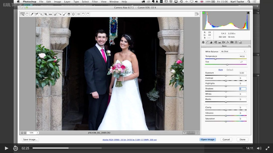 07. The basics of RAW file conversions