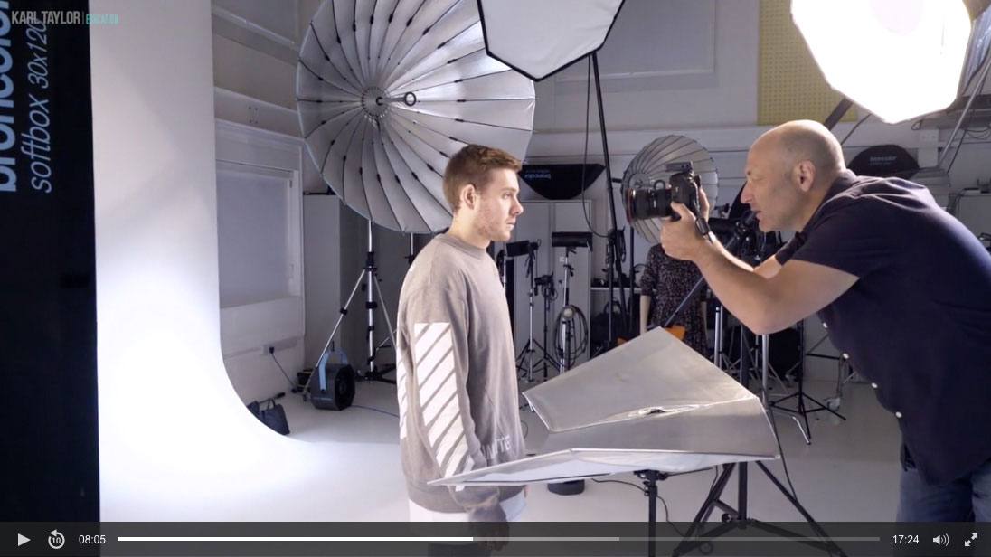 15. Lens choices for studio work