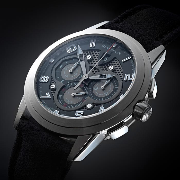 Luxury watch photography with one light
