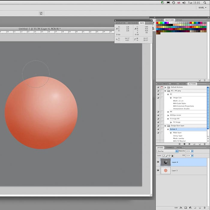 02. Light Shaping overview