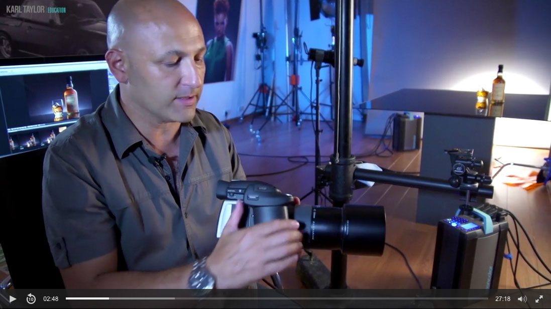 Hasselblad H5 official instruction video