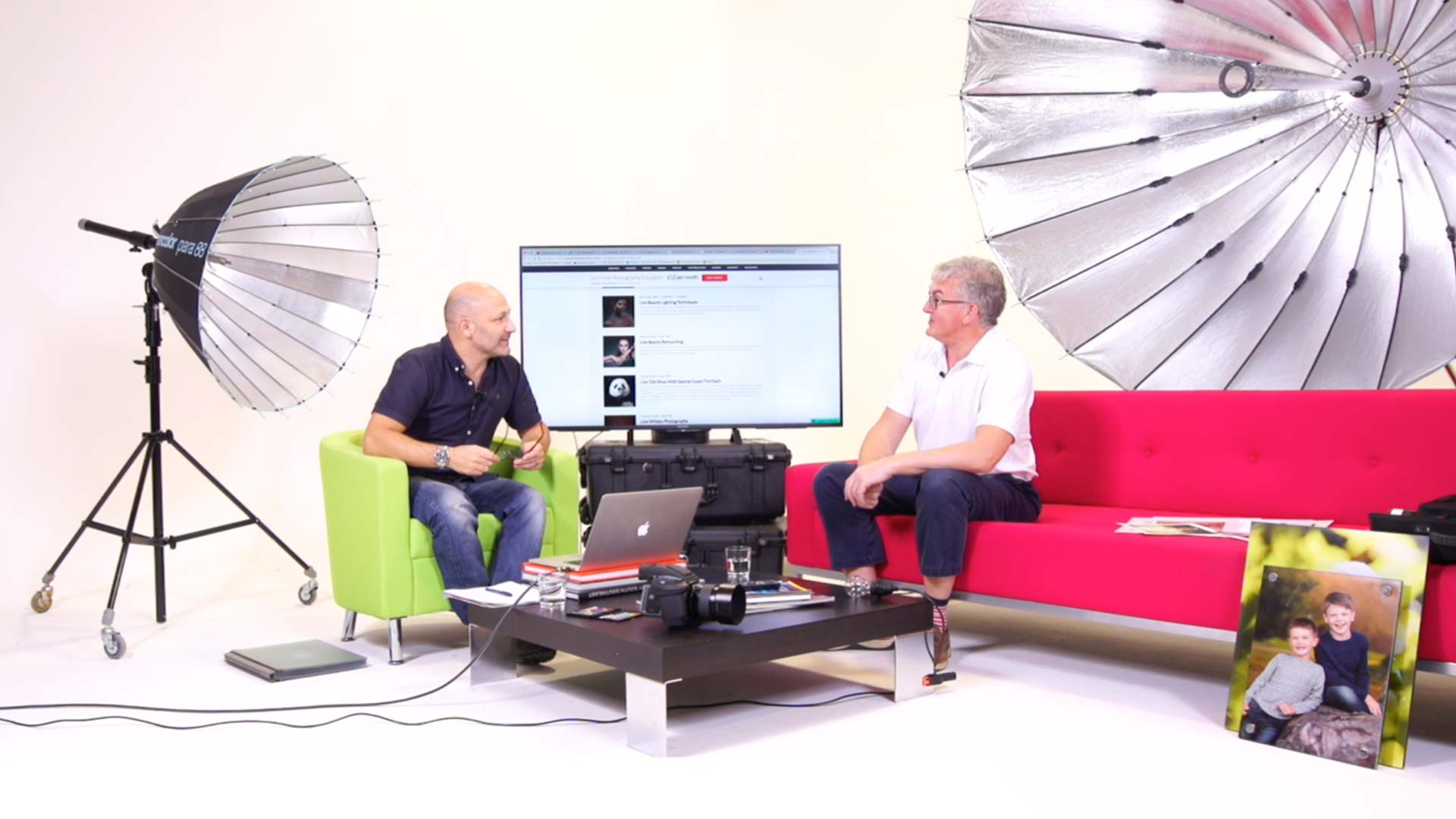 Live Talk Show – Photographic Printing with John Fitzgerald