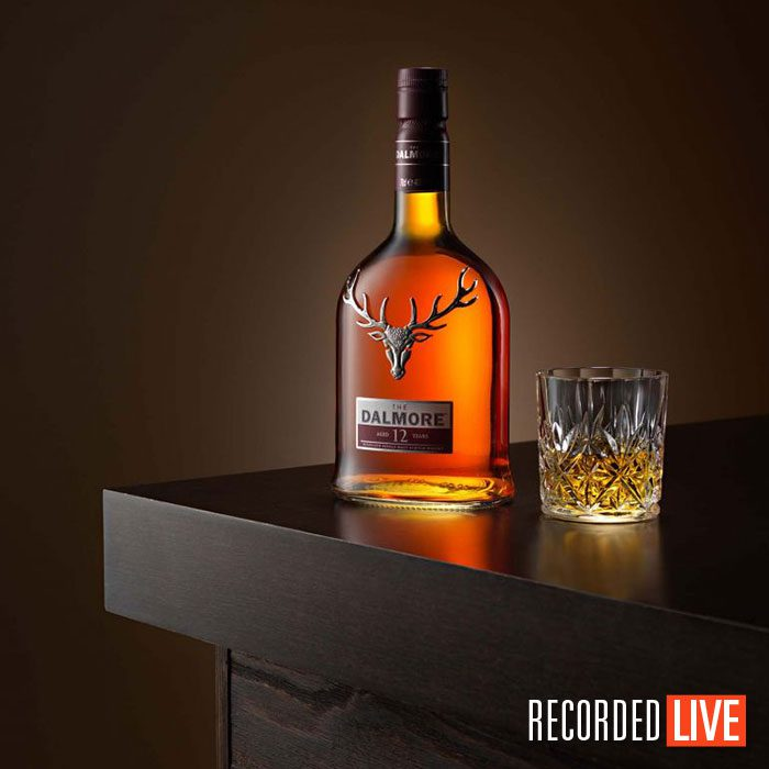 Live Workshop – Whisky Photography