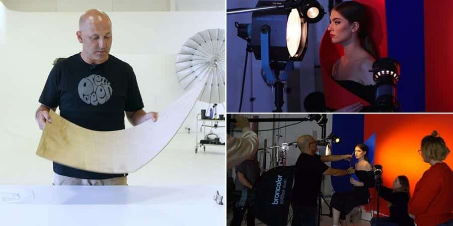 Props for fashion photography