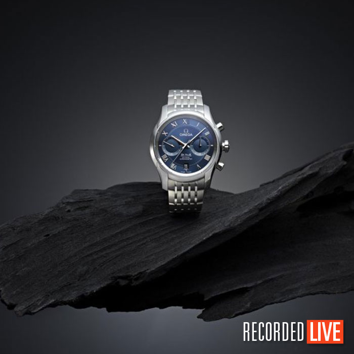 Live Workshop – Luxury Watch Product Photography