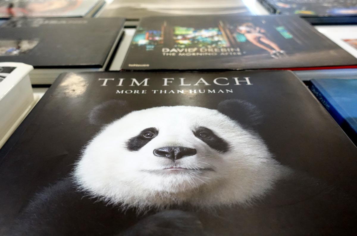 Tim Flach's 'More Than Human' is my favourite of his five books.