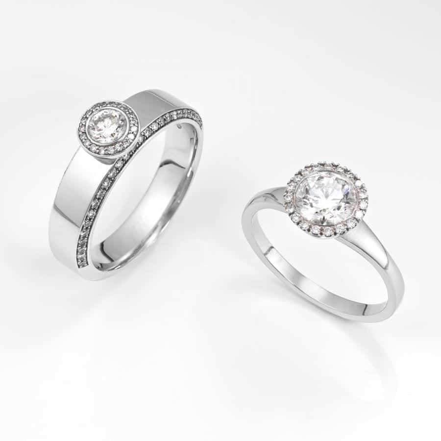 Rings photography final image