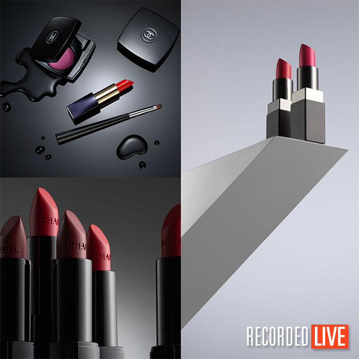 Live Workshop – Cosmetics Product Shoot