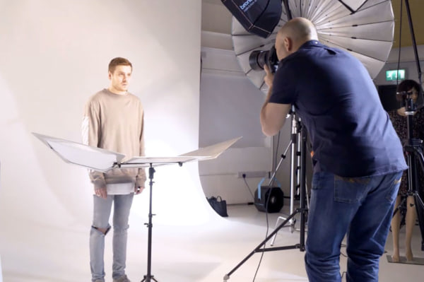 Lens choices for studio photography