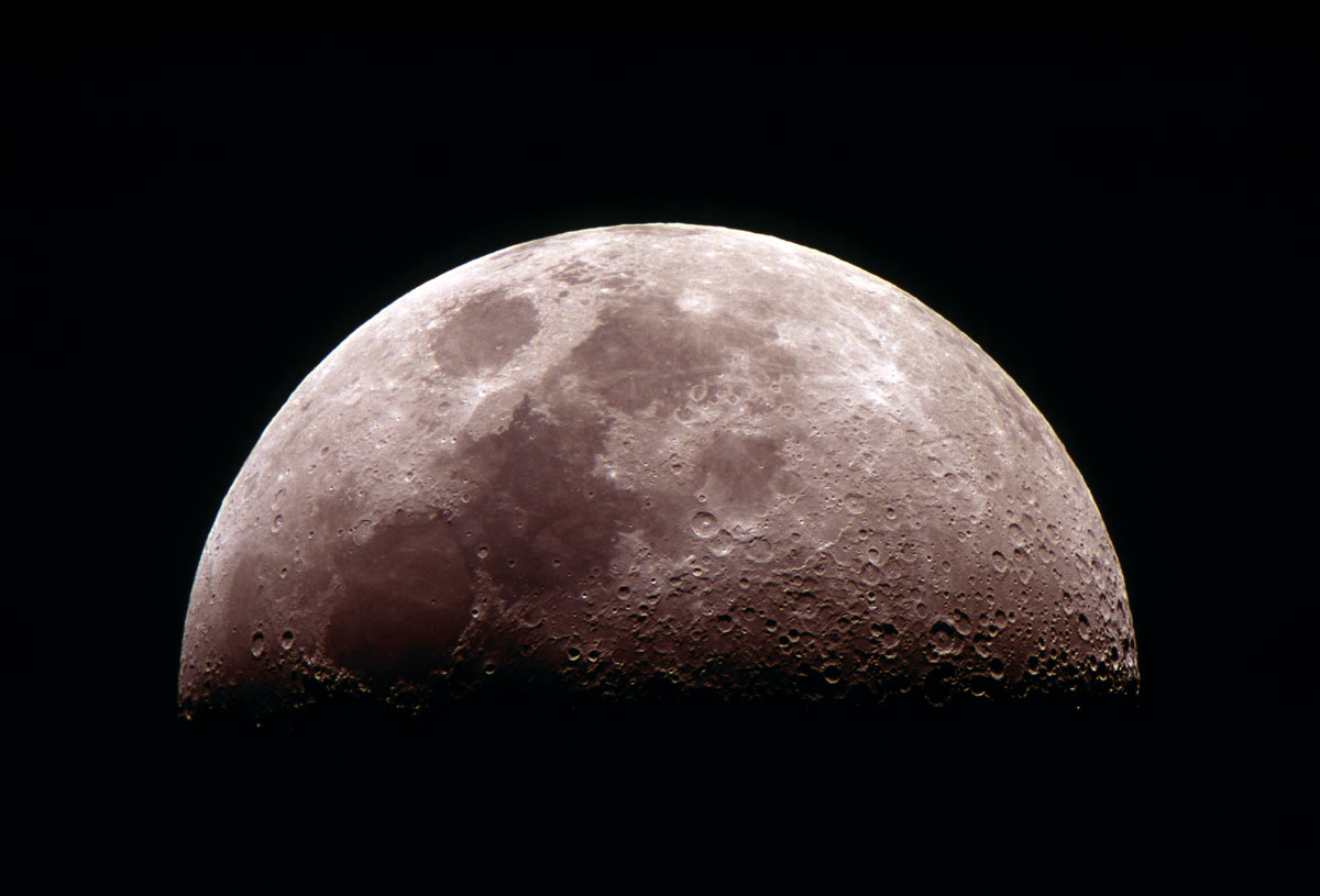 Moon photography by Karl Taylor
