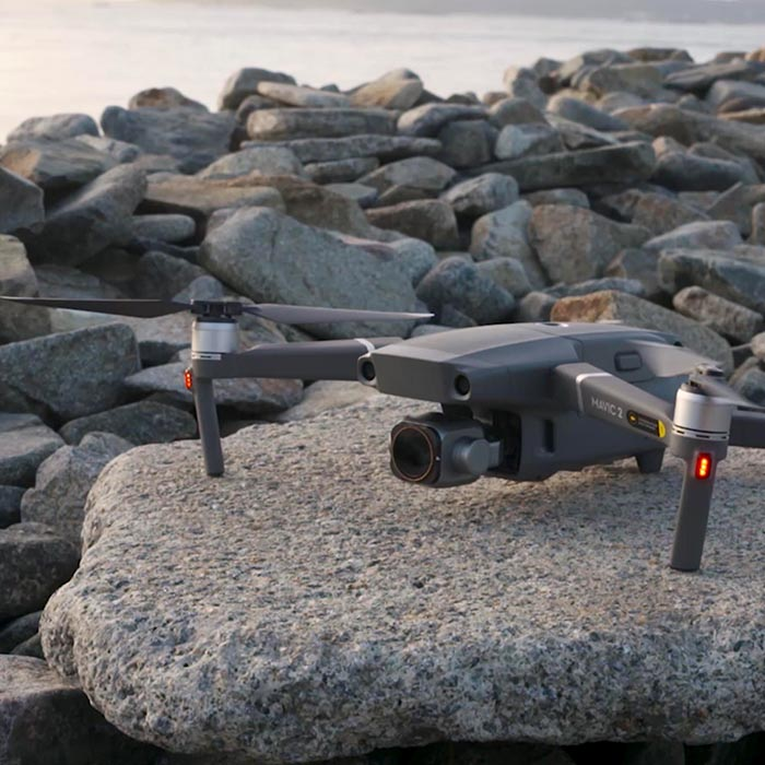 Using 'QuickShots' on a DJI Mavic 2 Pro drone for first time. – Episode 2