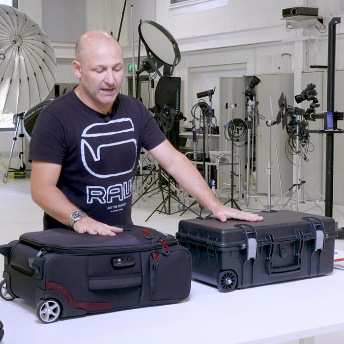 Manfrotto bags – ProLight Reloader Air-55 and the ProLight Reloader Tough-55 reviewed