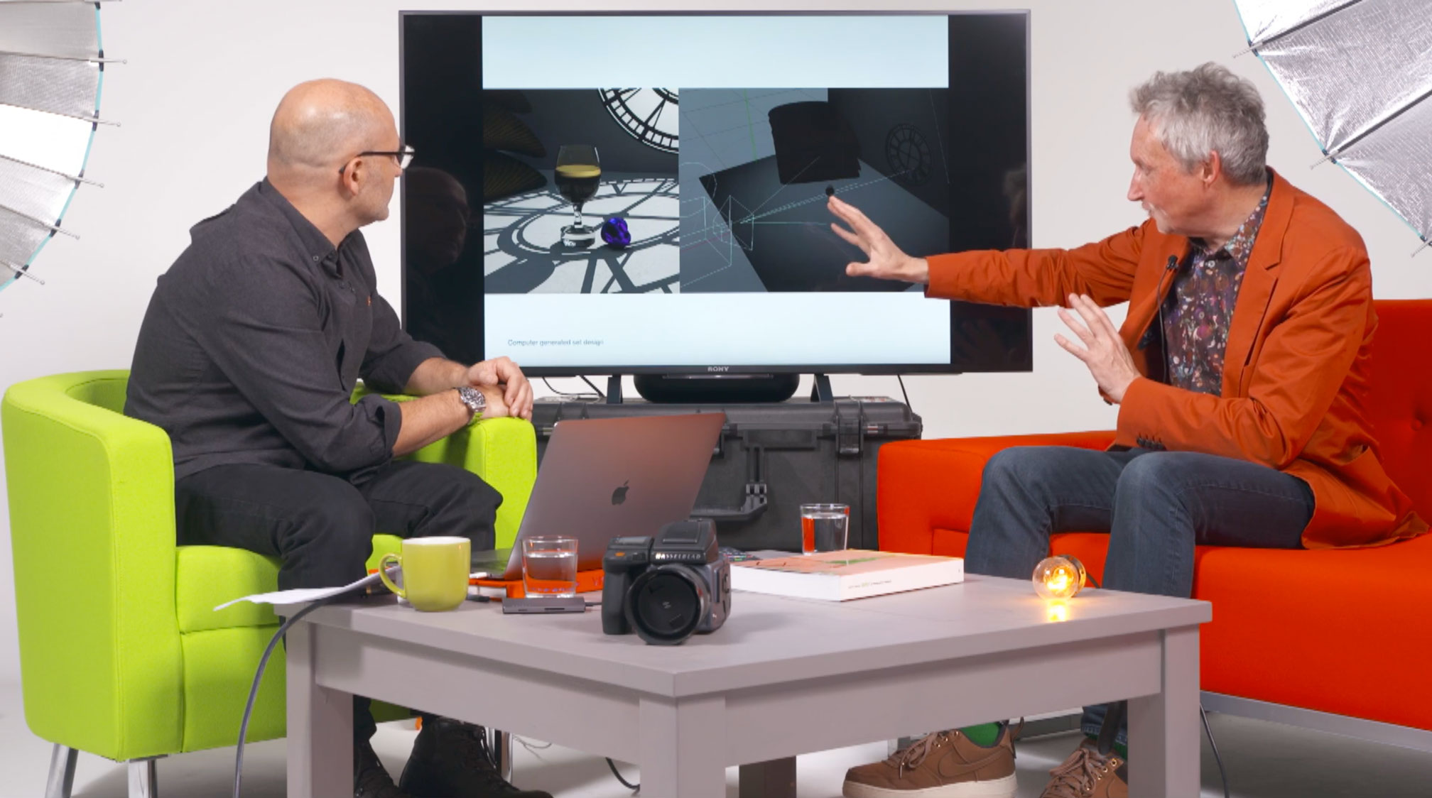 Live Talk Show – Product Photographer Jonathan Knowles