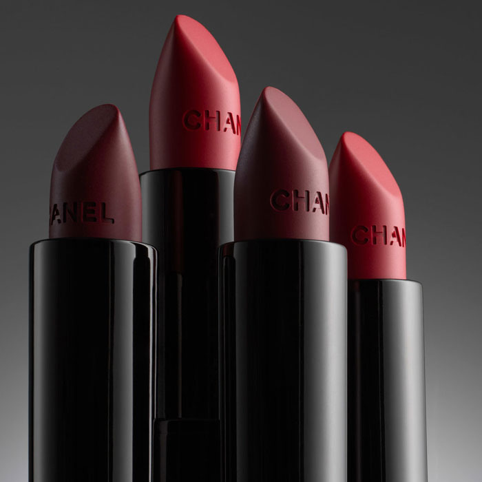 Lipsticks focus stack image example